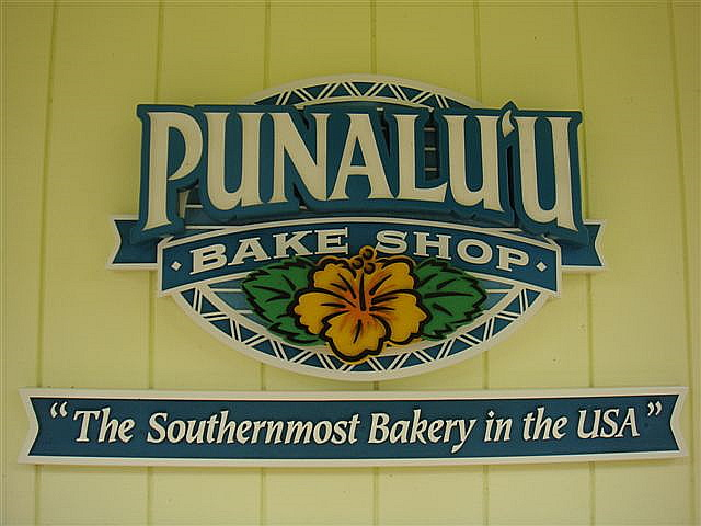 Punaluu Bake Shop