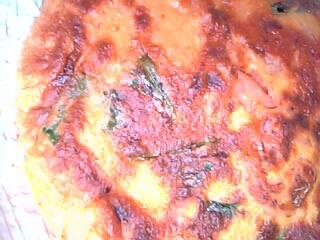 豚キムチのチヂミ