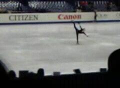 浅田真央ちゃん@世界フィギュアスケート選手権 2007 東京・公式練習