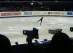ミキティ(安藤美姫選手)@世界フィギュアスケート選手権 2007 東京・公式練習