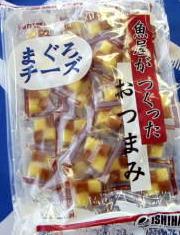 まぐろチーズ(石原水産株式会社)@静岡のお土産
