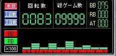 メフィストデータ10m5d