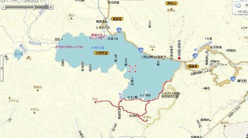 社山MAP