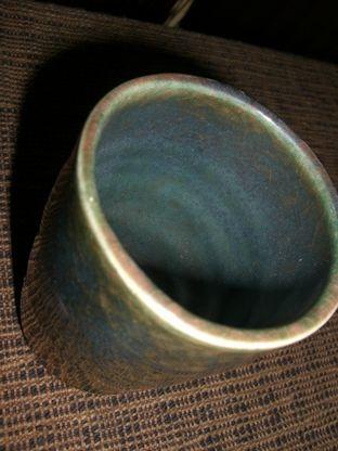 陶芸作品 カップ