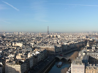 ②from Notre Dome