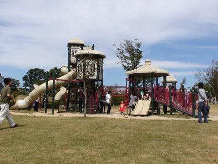 シルバーウィーク うずまき公園