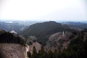 青梅高水山