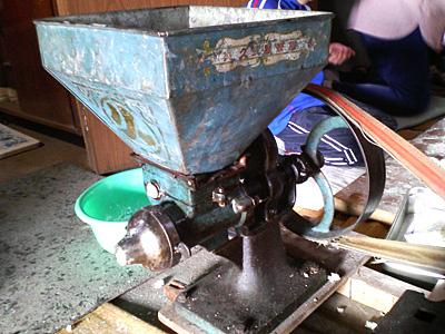 もちつき 丸久式製餅機