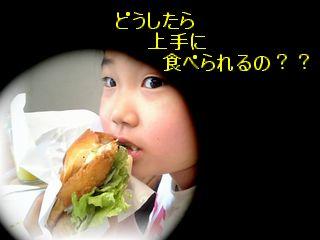 0312菜々バーガー