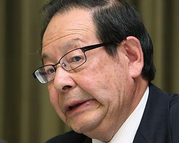 JR西日本の前社長が謝罪会見