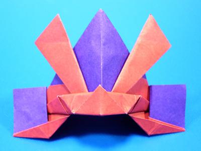 クリスマス 折り紙 折り紙 かぶと : nevergiveup.blog7.fc2.com