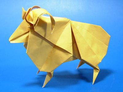 簡単 折り紙 羊の折り紙 : nevergiveup.blog7.fc2.com