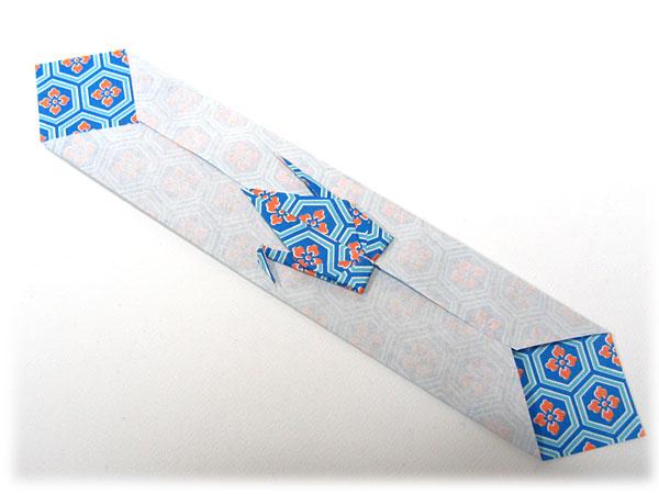 すべての折り紙 長方形 折り紙 鶴 : ... 折り紙三昧の日々 折り紙