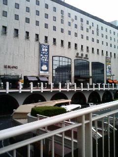 倉敷駅にて