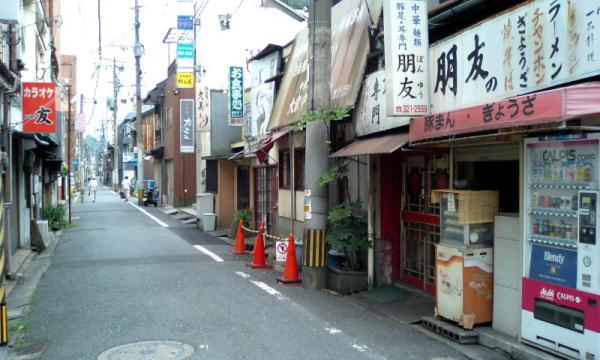 門司港・栄町のお気に入りの通り(by W41H)