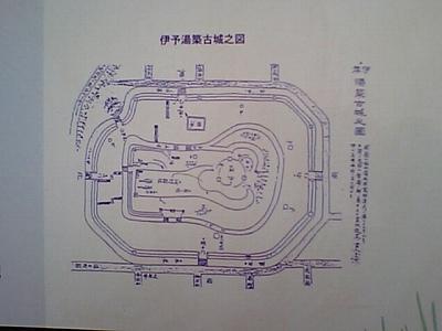 昔の配置図