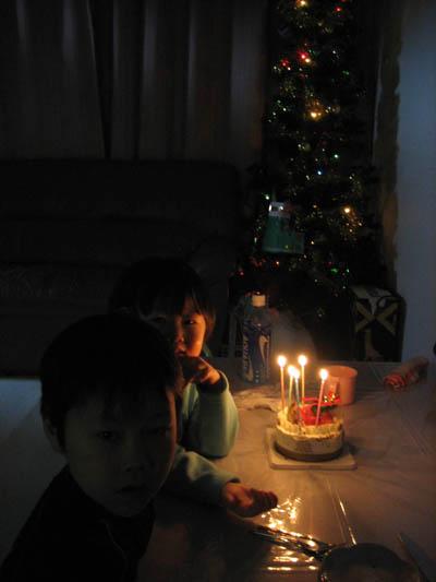 クリスマスイブ2006