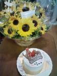 美味しそうなケーキ。。。