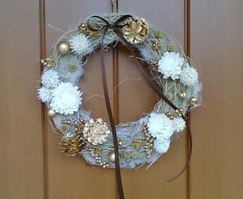 '07 クリスマスリース