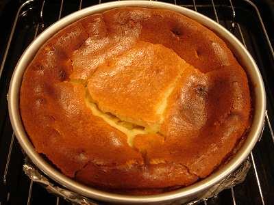 スパイスチーズケーキ