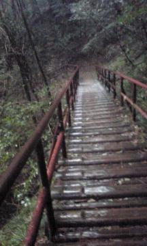 阿寺の滝 (4)