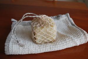 糸はLINNETさんのトフィー。