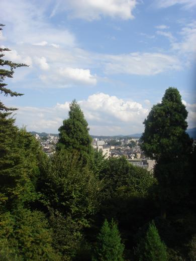 nehangunjo7429 金沢の街をかいま見る