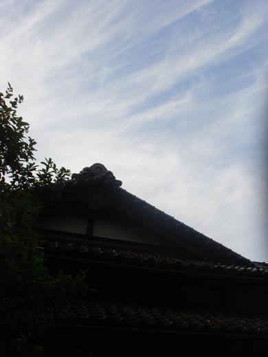 nehangunjo7507 母屋の屋根