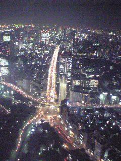 東京タワー(中)