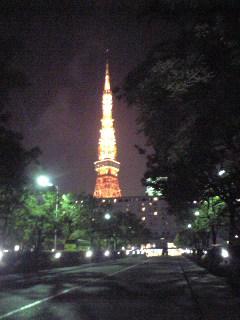 東京タワー(外)