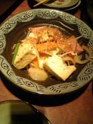 豆腐チャンプル8218