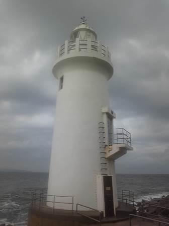 散歩 灯台