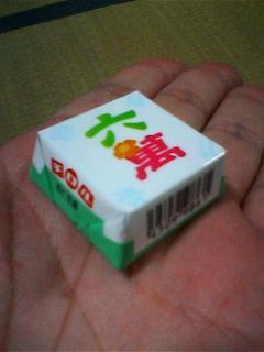 杏仁豆腐チロル。