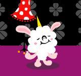 シフォンとの猫耳&うさ耳の萌えコンビの画像が…(´・ω・`)