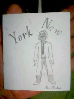 YorkNewさん
