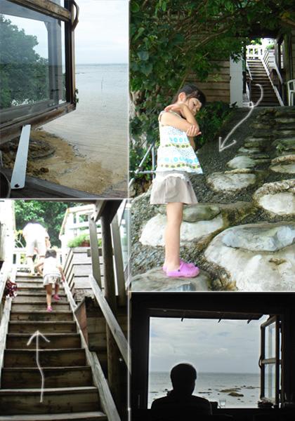 okinawa-浜辺の茶屋2