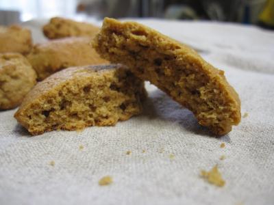 きなこクッキー2