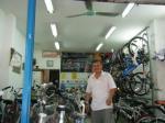 自転車屋のおっちゃん