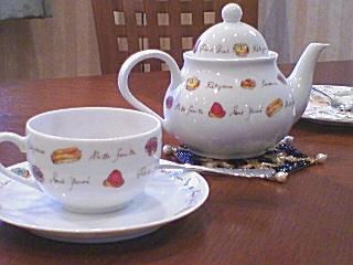tea講習♪