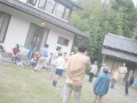 ひろ~いお庭!!