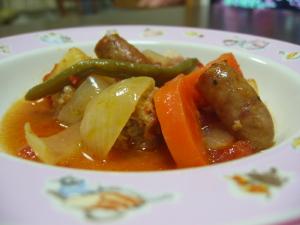 スープで温まろう(*^。^*)