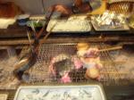 炭火焼のご飯