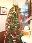ブレテいるけどクリスマスツリー