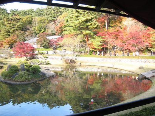 修善寺--虹の郷。