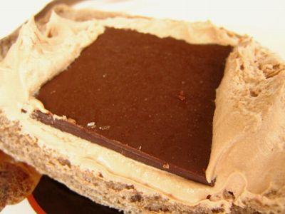 Pasco--板チョコサンドパン。