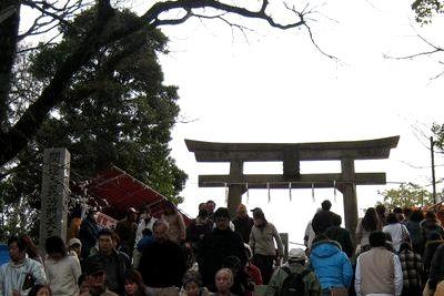 毘沙門天大祭(富士市)。