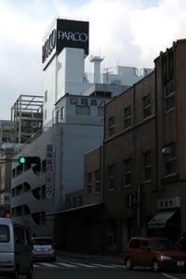 静岡PARCOを偵察。