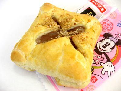 ヤマザキ--おもちパイ 桜風味あん。