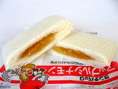 ヤマザキ--ランチパック アップルシナモン。