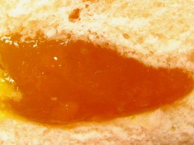 ローソン--こだわりマンゴージャムパン~とっておき宣言・山崎製~。
